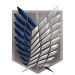 Scouting Legion shield - SNK by Sakkushi