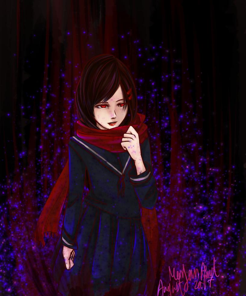 Ayano by MaryamAswad