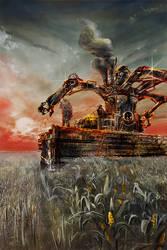 Death (ver2) by Gabriel Weisz by brass-and-steam