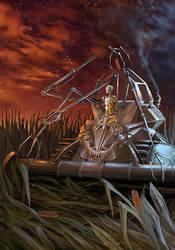 Death (ver3) by Alexandra Albu by brass-and-steam