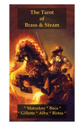 Tarot of Brass and Steam box cover! by brass-and-steam
