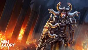 Vainglory: Catherine Tier3 splash