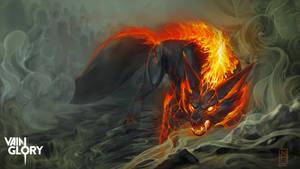 Netherworld Fortress- Vainglory
