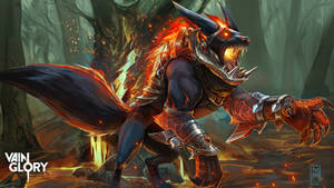 Netherworld Fortress Tier2- Vainglory
