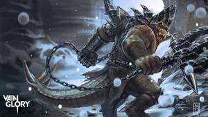 Bonecruncher Phinn Tier 2- Vainglory