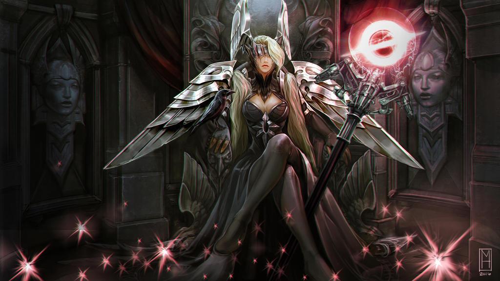 Star Queen Celeste Tier 3- Vainglory by Noxiihunter