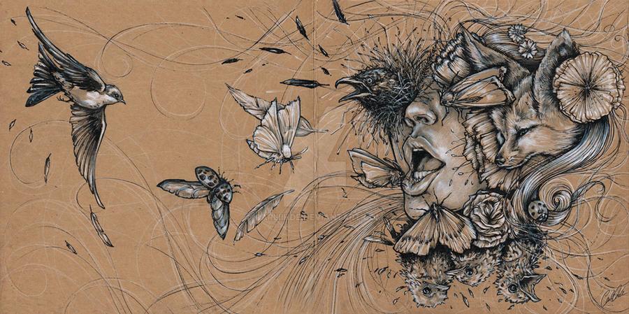 My Wild Mind by Carliihde