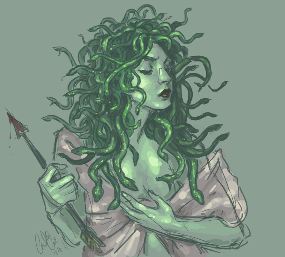 Thursday: Green, Day 4 by Carliihde