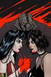 Hack Slash Vs Vampirella #2 by Carliihde