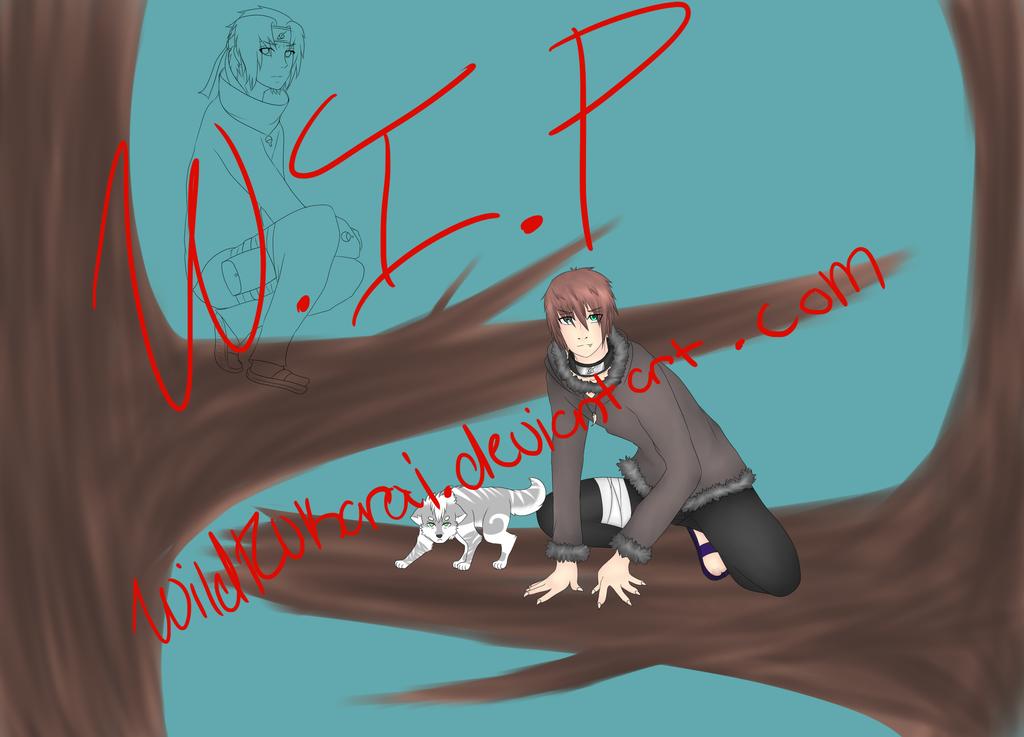 W.I.P by WildRukarai