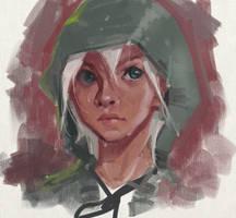 Anime ArtRage by GBWhisper