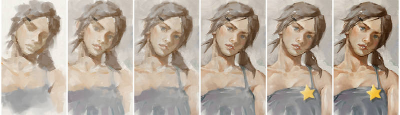 Natasha Star ArtRage tutorial