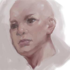 Painter brush test