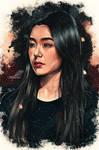 Irene Of Red Velvet Fan Art