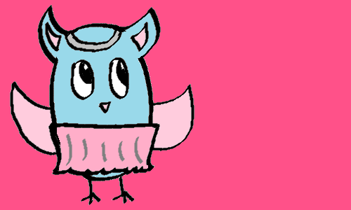 Ballet Owl by hipsterowls