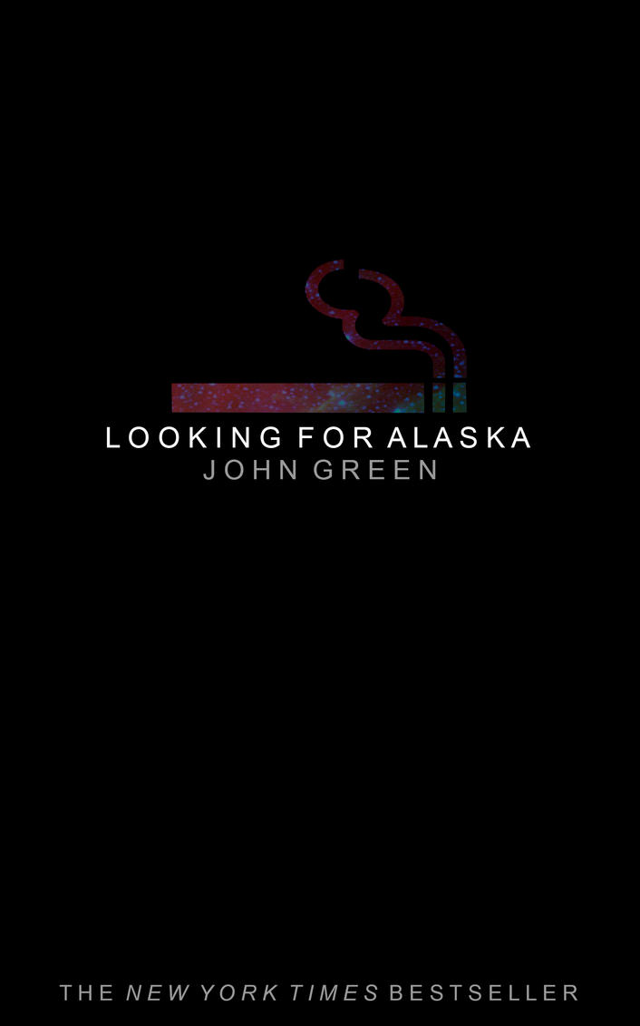 Looking for alaska cover by hipsterowls on deviantart for Looking for wallpaper