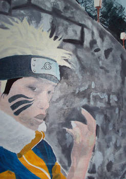 Portraying the Inner Kyuubi