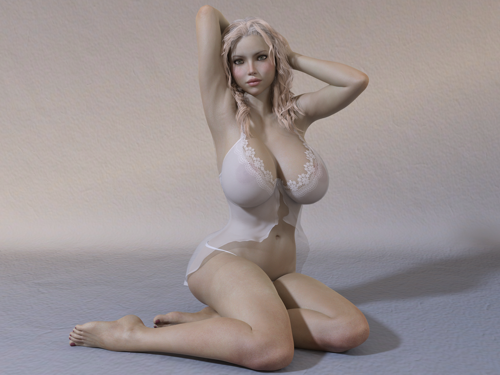 Alt girl submits to the machines 8