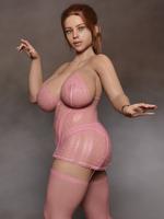 Megan 0001 by pervert3d