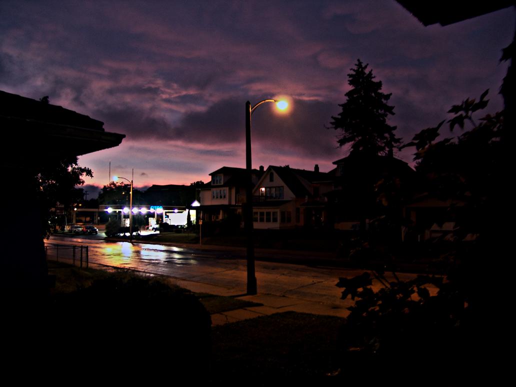 Morning Glow by Pyro82