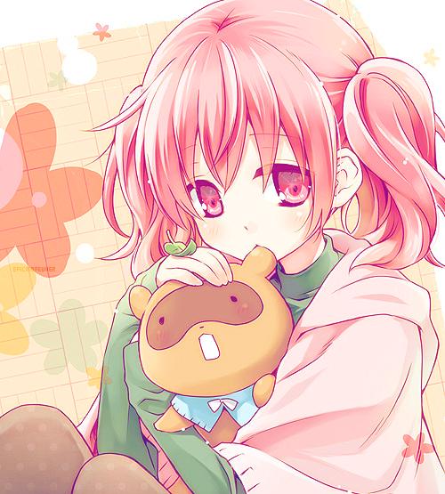 Shy Little Manga Girl By 123artlover14