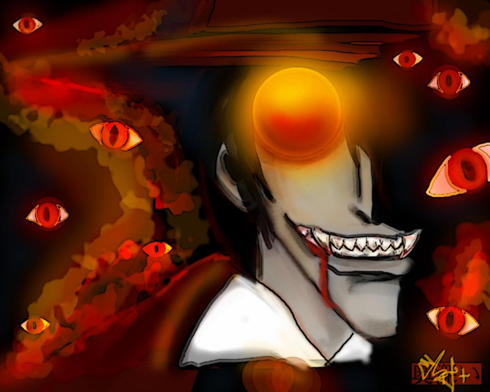 Alucard --Eyes by SirCrocodile on DeviantArt  Alucard