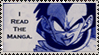 Read the Manga Stamp -DBZ by SirCrocodile