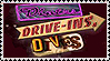 Diners Drive-Ins Dives Stamp by SirCrocodile