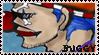 Buggy the Clown Stamp by SirCrocodile