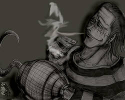 Vacation in Impel Down -1