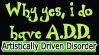 A.D.D. stamp -XD by SirCrocodile