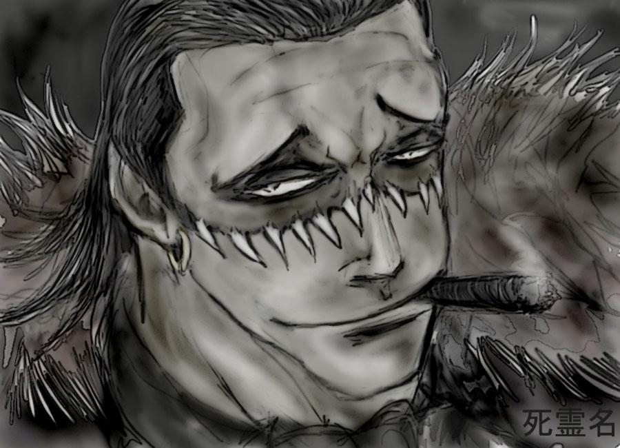 Smirk by SirCrocodile