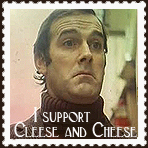 Cleese and Cheese by SirCrocodile