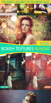 Bokeh Textures and Actions Bundle + Bonus