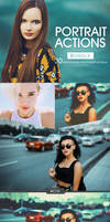 Portrait Actions -Bundle-