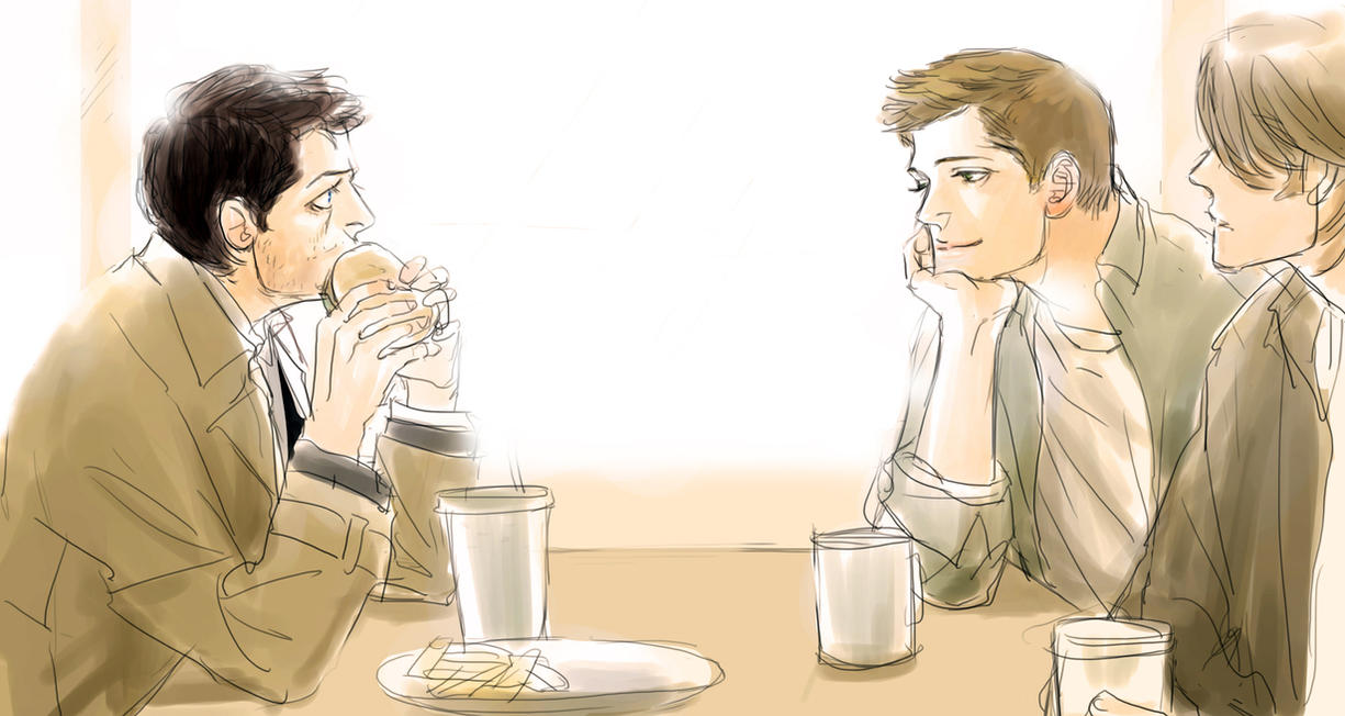 always spring destiel wallpaper - photo #13