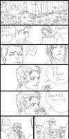 Castiel wants..02: A garden of flowers by sweetdari
