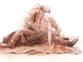 Kiss 04 by sweetdari