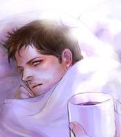 Castiel by sweetdari