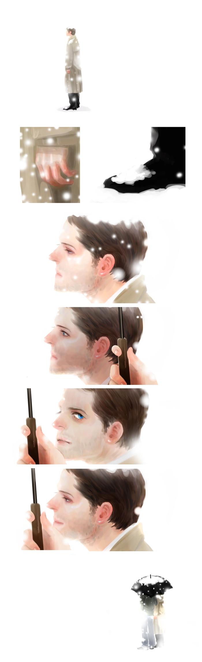snow by sweetdari