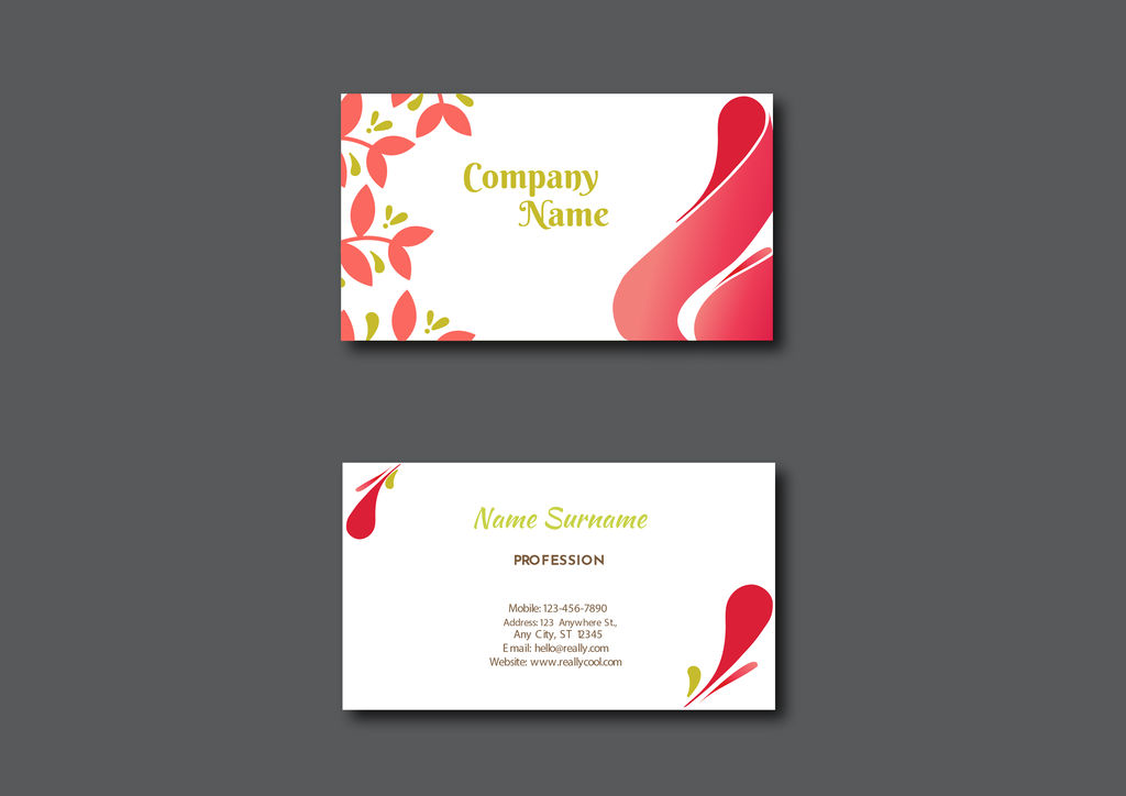 Business Card by Nscorpio13
