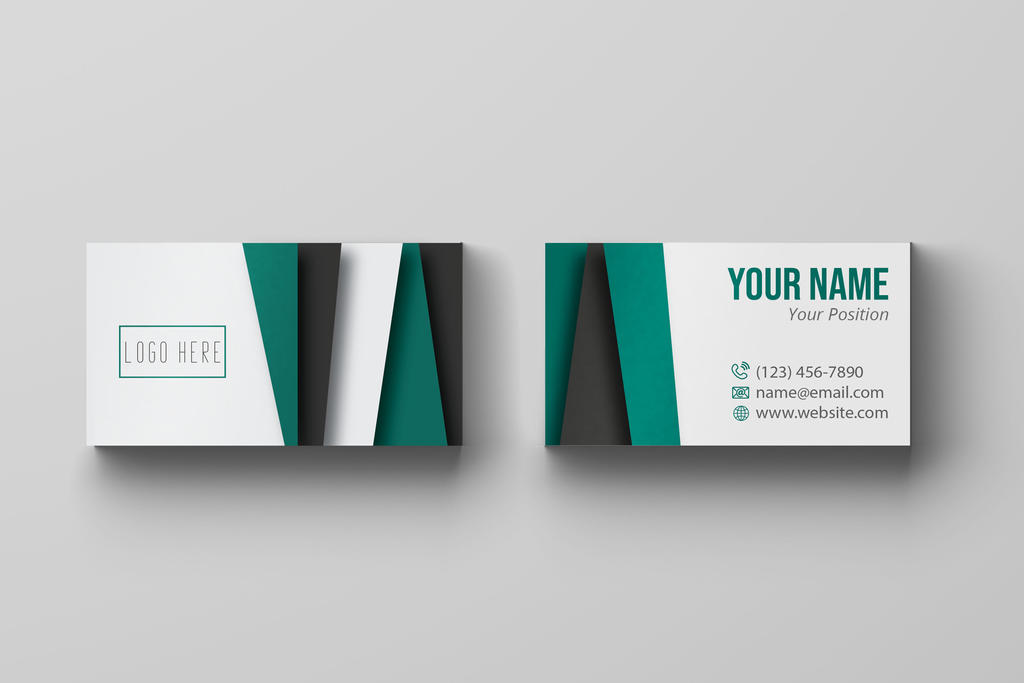 Business Card Design by Nscorpio13