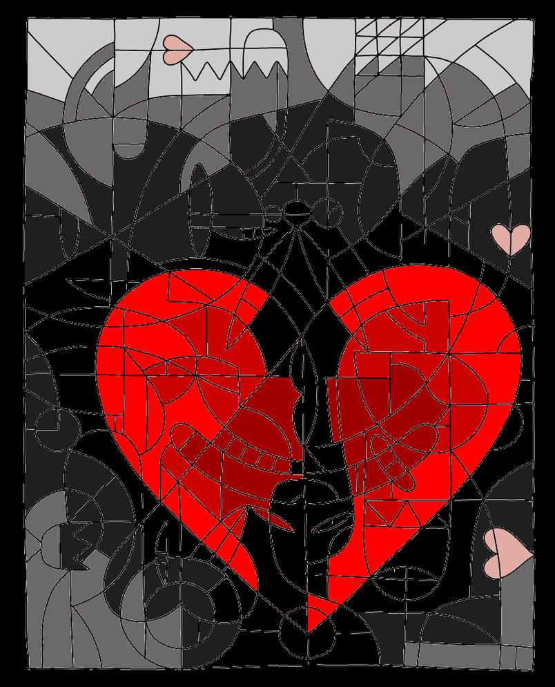 Broken-Hearted by Hinameki