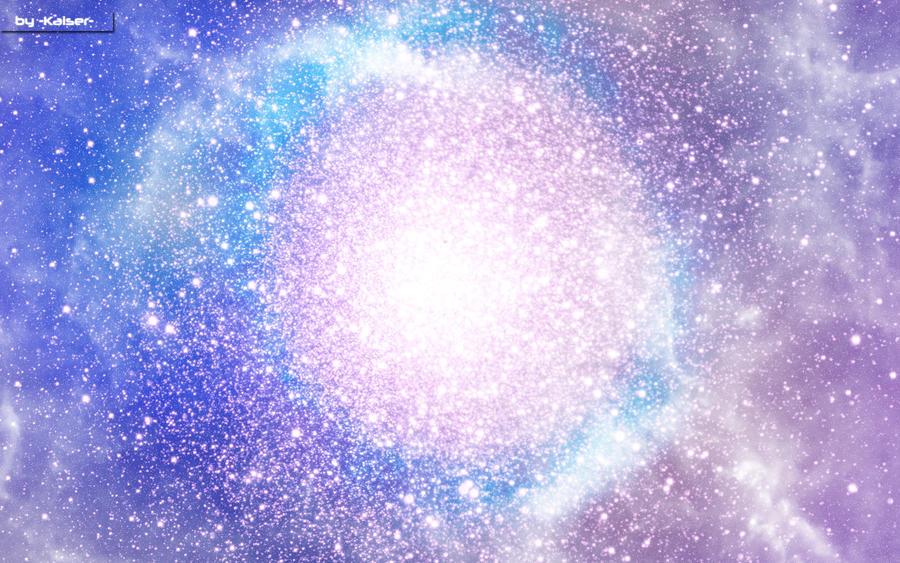 Colorful Galaxy Cross Tumblr
