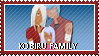 CM: Kobiru Family stamp by Purinsesu-stamps
