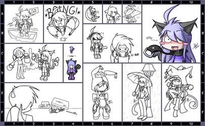 Advanced Sketchhoarding - Vanilla 04 by Alodo