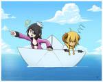 Captain's got a Boat
