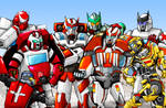 The many incarnations of Ratchet