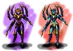 Blackarachnia (Prime and SG)