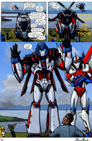 Shattered Glass Prime - Page 4 by SoundBluster